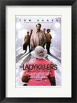 Framed Ladykillers - movie poster