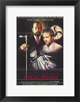 Framed Angel Heart - Two men
