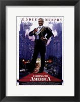 Framed Coming to America