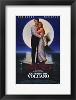 Framed Joe Vs the Volcano