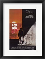 Framed to Live and Die in La (movie poster)