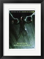 Framed Matrix Revolutions Agent Smith
