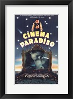 Framed Cinema Paradiso Big Screen