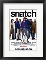 Framed Snatch