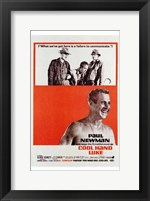 Framed Cool Hand Luke Carrying Him