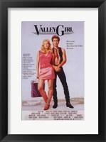 Framed Valley Girl