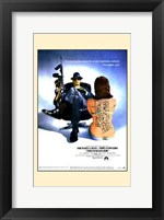 Framed Italian Job Film
