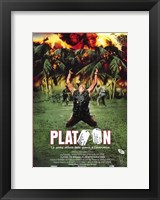Framed Platoon (spanish)