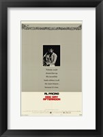 Framed Dog Day Afternoon - Al Pacino
