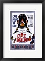 Framed Cat Ballou Film