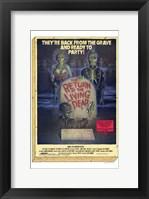 Framed Return of the Living Dead