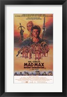 Framed Mad Max Beyond Thunderdome Cast
