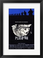 Framed Platoon - First Casualty