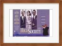 Framed High Society - wide