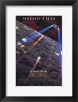 Framed Star Trek: First Contact