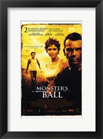 Framed Monster's Ball