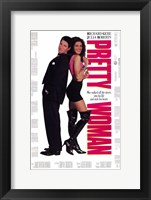 Framed Pretty Woman