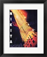 Framed La Femme Nikita