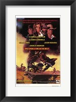 Framed Once Upon a Time in the West Charles Bronson