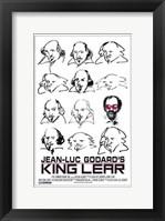 Framed King Lear (Goddard's)