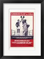 Framed Aka Cassius Clay