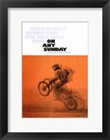 Framed on Any Sunday