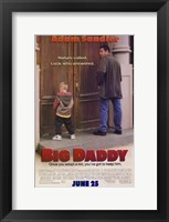 Framed Big Daddy