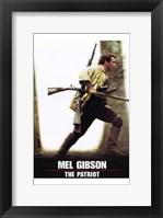 Framed Patriot