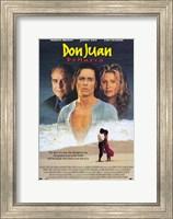 Framed Don Juan De Marco Johnny Depp