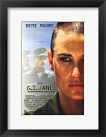 Framed Gi Jane