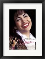 Framed Selena