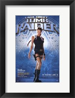 Framed Lara Croft: Tomb Raider Film