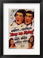 Framed Abbott and Costello, Keep 'Em Flying, c.1941