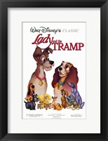 Framed Lady and the Tramp Cast