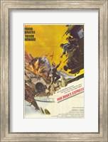 Framed Von Ryan's Express
