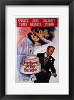 Framed Father of the Bride Spencer Tracy