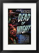 Framed Dead of Night Movie