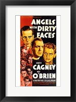 Framed Angels with Dirty Faces Cagney & O'Brien