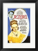 Framed Jezebel - Bette Davis