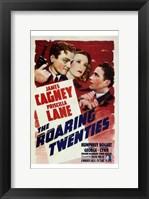 Framed Roaring Twenties