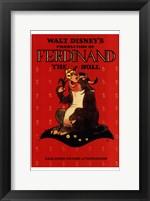 Framed Ferdinand the Bull