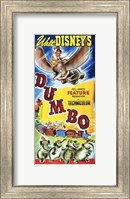 Framed Dumbo Walt Disney