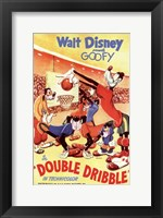 Framed Double Dribble