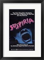 Framed Suspiria