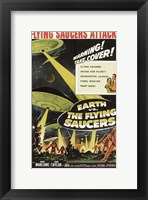 Framed Earth Vs the Flying Saucers Marlowe