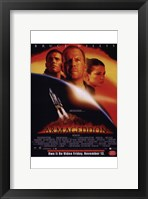 Framed Armageddon Bruce Willis