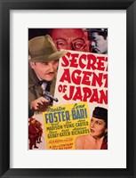 Framed Secret Agent of Japan