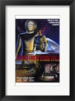 Framed Day the Earth Stood Still Scenes