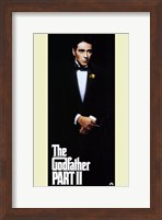 Framed Godfather Part 2 Tall