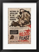 Framed Blood Feast